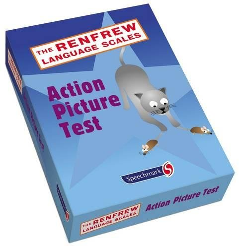 9780863888090: Action Picture Test: Revised Edition (The Renfrew Language Scales)