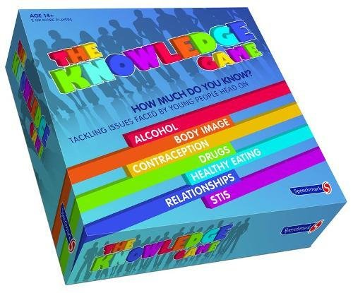 The Knowledge Game: 7 Games Exploring Health Issues Affecing All Young People (Mixed media product)...