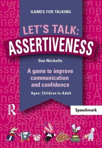 9780863888786: Let's Talk: Assertiveness (Games for Talking)