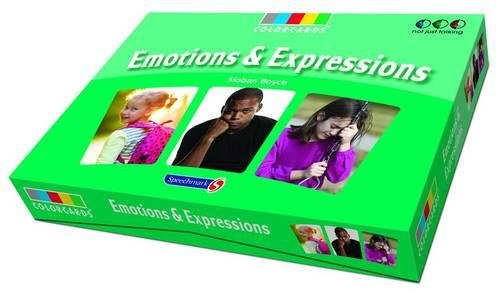 9780863889271: Emotions & Expressions Colorcards