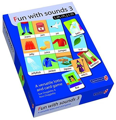 Fun with Sounds 3: Sh, Ch, J, Th, L, R: Sue Duggleby