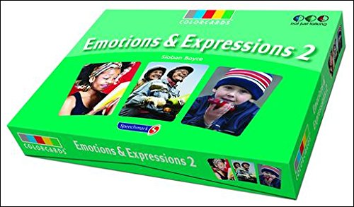 Emotions & Expressions Colorcards 2: Boyce, Sioban