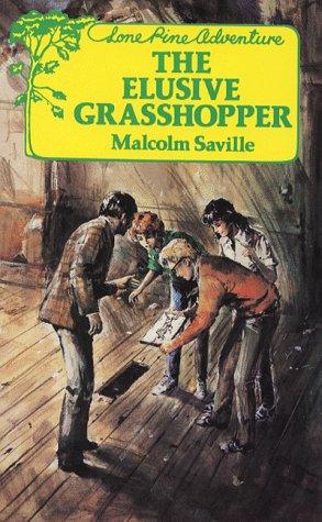 9780863910173: The Elusive Grasshopper (A Lone pine adventure)