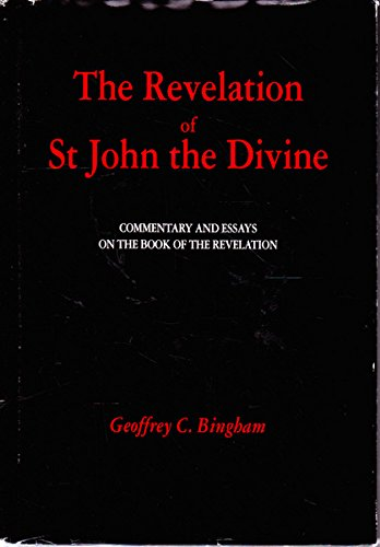 9780864081537: The Revelation of St John the Divine: Commentary and Essays on the book of Revelation
