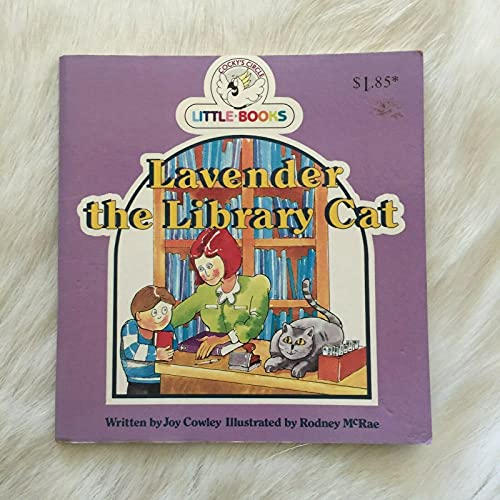 Lavender the Library Cat : Cocky's Circle