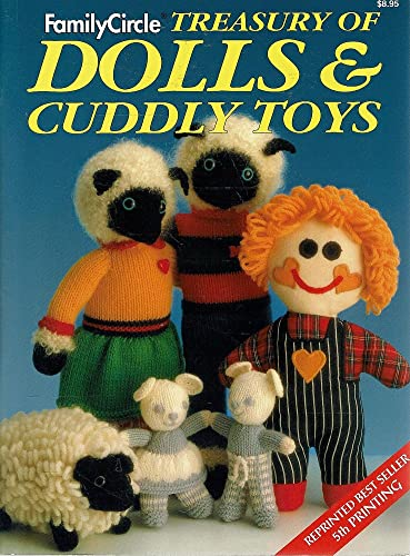9780864111425: Treasury Of Dolls & Cuddly Toys