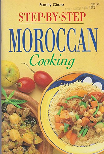 9780864112545: Moroccan Step-by-step Cooking (Hawthorn)