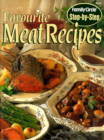 9780864113078: Step by Step - Favourite Meat Recipes (