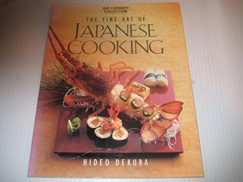 9780864115126: The Fine Art of Japanese Cooking