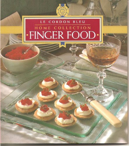 9780864117533: Finger Food : Home Collection