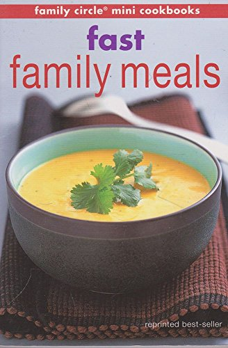 9780864119117: Fast Family Meals