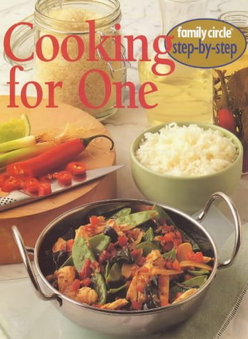 9780864119179: Step by Step - Cooking for One (
