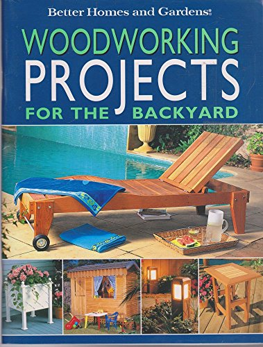 9780864119353: Woodworking Projects for the Backyard