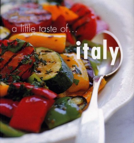 9780864119476: A Little Taste of Italy