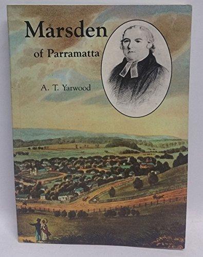 9780864170682: Marsden of Parramatta