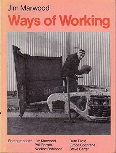 9780864171016: Ways of working