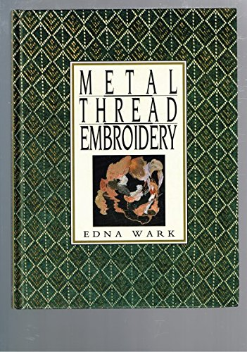 9780864172426: Metal Thread Embroidery