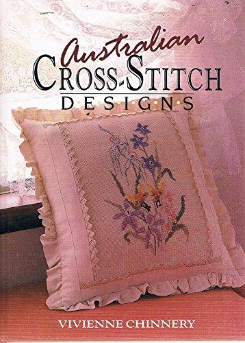 9780864172556: Australian Cross-Stitch Designs