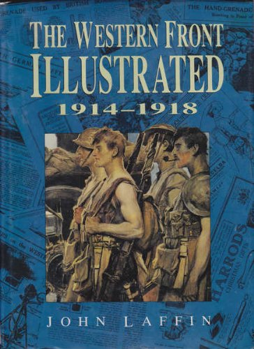 9780864175366: The Western Front Illustrated 1914 - 1918