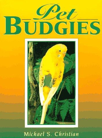 9780864175892: Pet Budgies