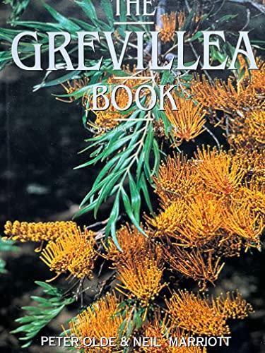 The Grevillea Book: v. 3: Olde, Peter, Marriott,