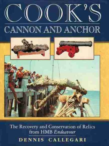 9780864176448: Cook's Cannon and Anchor