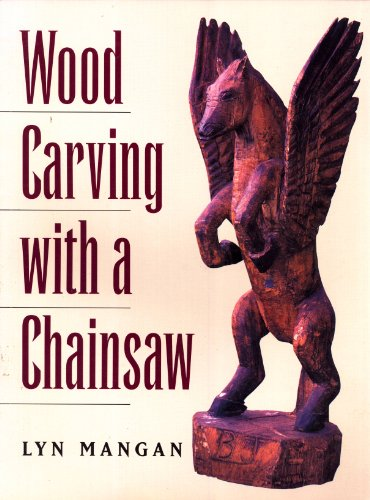 9780864178558: Woodcarving with a Chainsaw