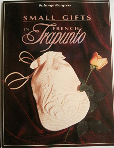 9780864178855: Small Gifts in French Trapunto