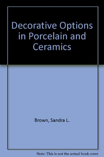 Decorative Options in Porcelain and Ceramics
