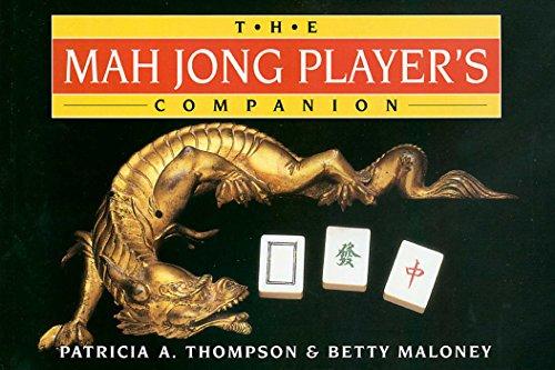 9780864178916: The Mah Jong Player's Companion