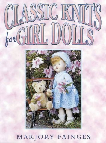 9780864179487: Classic Knits for Girl Dolls