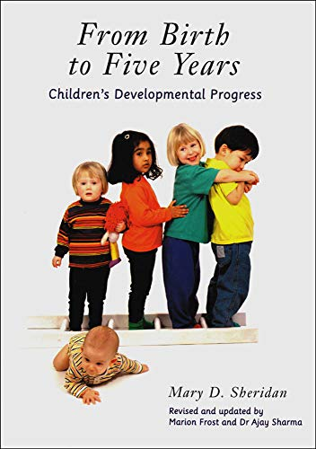 9780864312693: From Birth to Five Years: Children's Developmental Progress (Second Edition)