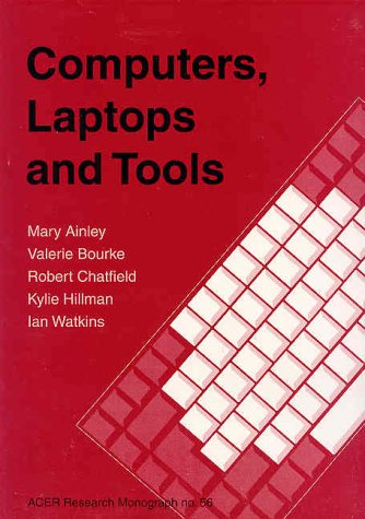 9780864313447: COMPUTERS LAPTOPS & TOOL (ACER Research Monograph S.)