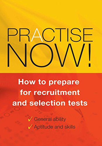 9780864314178: Practise Now: How to Prepare for Recruitment and Selection Tests