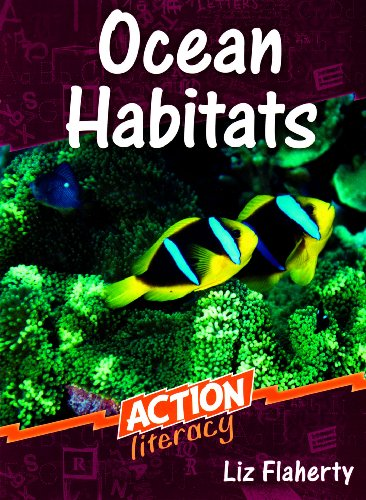 9780864315908: Ocean Habitats: Action Literacy (Action Literacy Middle Primary)