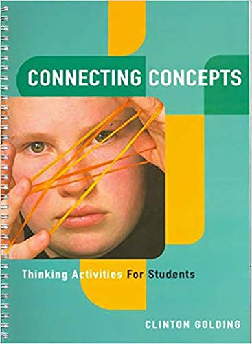 9780864316080: Connecting Concepts: Thinking Activites for Students