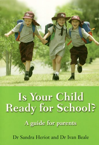 Is Your Child Ready for School? - A Guide for Parents