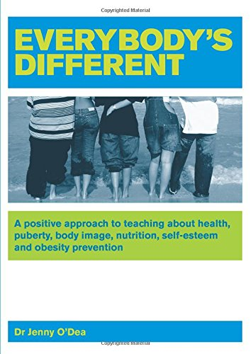 9780864317735: Everybody's Different: A positive approach to teaching about health, puberty, body image, nutrition, self-esteem and obesity prevention