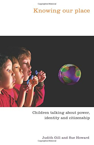 9780864318725: Knowing Our Place: Children Talking about Power, Identity and Citizenship