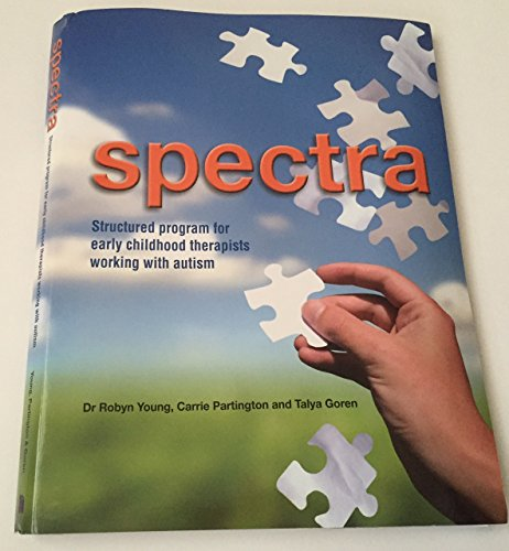 9780864318770: Structured Program for Early Childhood Therapists Working with Autism (SPECTRA) (Book & Instructional DVD)