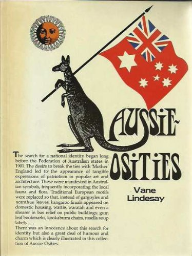 AUSSIE-OSITIES: VANE LINDESAY