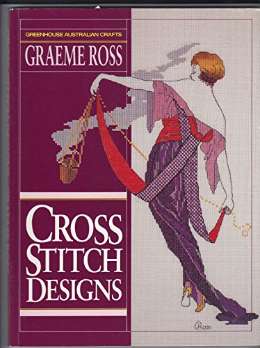 9780864364180: Cross Stitch Designs (Greenhouse Australian Crafts)