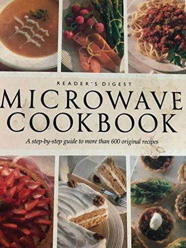9780864382061: Reader's Digest Microwave Cookbook