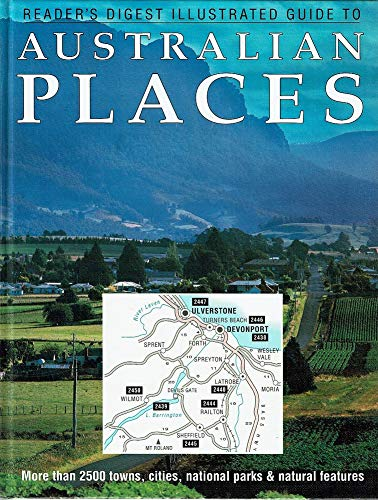 9780864383990: Illustrated Guide to Australian Places