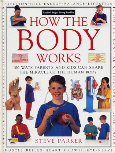9780864385130: how the body works First edition by steve parker (1994) Hardcover