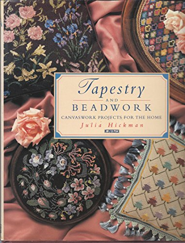 9780864385857: Tapestry and Beadwork : Canvaswork Projects for the Home
