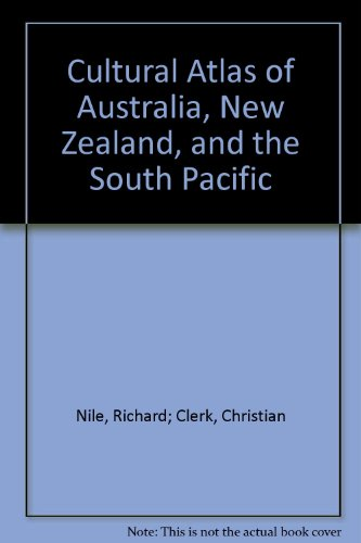 9780864389046: Cultural atlas of Australia, New Zealand, and the South Pacific