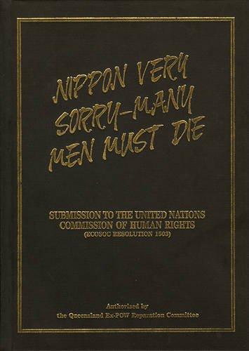 9780864391124: Nippon Very Sorry - Men Must Die