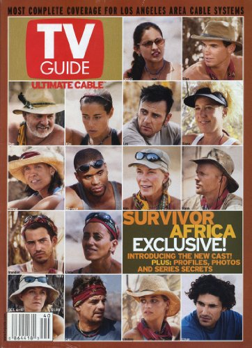 9780864418340: TV Guide Ultimate Cable Issue #2532 (Vol. 49, No. 40, October 6-12, 2001) (TV Guide Ultimate Cable)