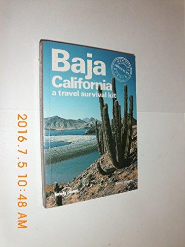 9780864420107: Baja California: A Travel Survival Kit